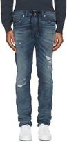 Diesel Blue Thavar-Ne Jogg Jeans