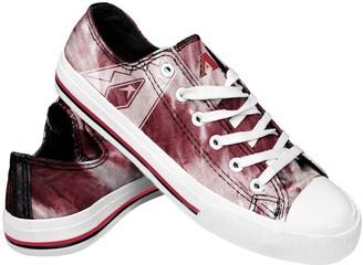 Women's Arizona Diamondbacks Tie-Dye Canvas Shoe