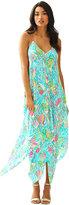 Lilly Pulitzer Rylan Handkerchief Hemline Dress