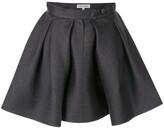 Dice Kayek full shaped mini skirt
