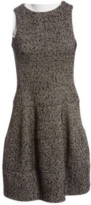 Michael Kors Grey Cotton Dresses