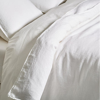 Pom Pom at Home Parker Duvet Set - White