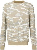 MHI camouflage top - men - Cotton - M