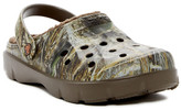 Crocs Dasher Real Tree Faux Fur Lined Clog (Men&s)