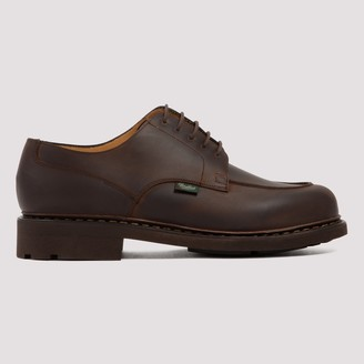 Paraboot Chambord Lace Up Derby Shoes