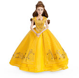 Disney Belle Film Collection Doll - Beauty and the Beast - Live Action Film - 11 1/2''