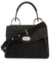 Proenza Schouler Hava Small Leather Top-Handle Satchel Bag