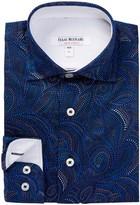 Isaac Mizrahi Premium Floral Pattern Shirt (Toddler, Little Boys, & Big Boys)