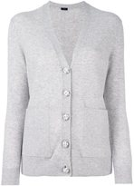 Joseph v-neck button down cardigan