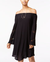 American Rag Off-The-Shoulder Shift Dress, Only at Macy's