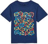 Stella McCartney Word-Print Cotton T-Shirt