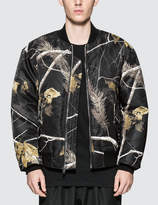 Alexander Wang Winter Camo Bomber Jacket