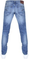 G Star Raw 3301 Slim Jeans Blue