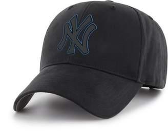 New York Yankees MLB Black Mass Basic Adjustable Cap/Hat by Fan Favorite