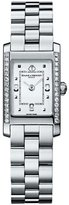 Baume & Mercier Women's 8407 Hampton Diamond Swiss Watch