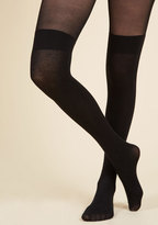 Pretty Polly Know a Trick or Two Tights in M/L