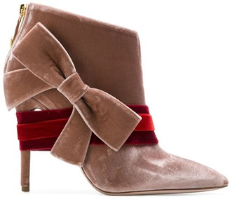 Fausto Puglisi pointed toe booties