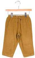 Caramel Baby & Child Girls' Corduroy Straight-Leg Pants