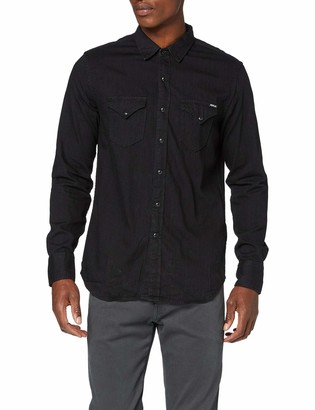 Replay Men's M4860b.000.154 510 Denim Shirt
