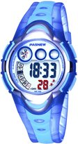 New Brand Mall Waterproof Boys/Girls/Kids/Childrens Digital Sports Watch Gift for 5-12 Years Old