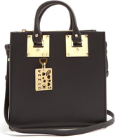 Sophie Hulme Albion Square leather tote