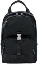 Prada Nylon crossbody backpack