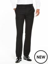 Very Slim Textured Tuxedo Trouser