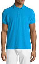 Vilebrequin Terry Short-Sleeve Polo Shirt