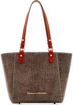 Dooney & Bourke Lizard-Embossed Janie Small Tote, Created for Macy's