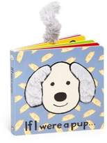 "Jellycat ""If I Were A Pup"" Book"