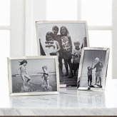 Crate & Barrel Eliza Silver Picture Frames