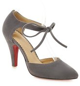 1TO9 Girls Pointed-Toe Formal Frosted Pumps-Shoes