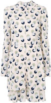 Carven floral print dress - women - Silk/Spandex/Elastane/Acetate/Viscose - 38