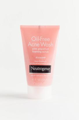 Neutrogena Pink Grapefruit Foaming Acne Scrub