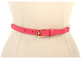 """Vince Camuto 5/8"""" Roller Buckle On Wax Stretch"""