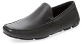 Salvatore Ferragamo Leather Slip-On Loafer