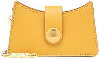 Elleme Baguette Mini leather shoulder bag