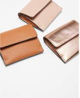 Express fold-over card holder