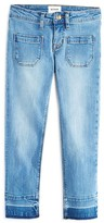 Hudson Girls' Straight Leg Jeans - Sizes 7-16