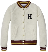Tommy Hilfiger Th Kids Varsity Bomber Jacket