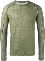 Dondup slim fit sweatshirt - men - Cotton/Linen/Flax/Polyamide - M