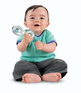 Fisher-Price Baby's First Silver Rattles by