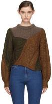 Etoile Isabel Marant Tan Arty Sweater