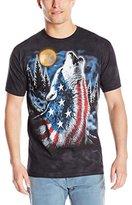 Liquid Blue Men's American Howl T-Shirt
