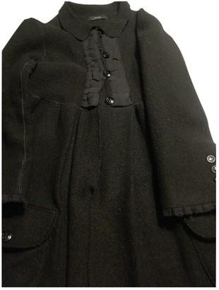 Alpha Industries Black Wool Jackets