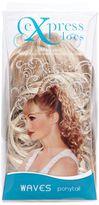 Sally Beauty ExpressLocs Ponytail Clip-in Waves Hairpiece Dark Blonde