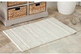 Safavieh Natural / Natural Pencil Stripe Bath Mats (21 x 34) (Set of 2)