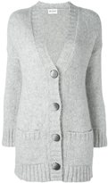 Dondup chunky cardigan - women - Nylon/Alpaca/Merino - M