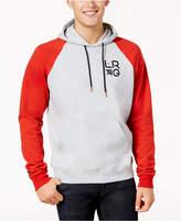 Lrg Men's Rc Raglan Pullover Hoodie