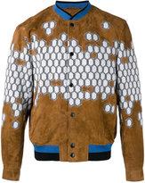 Lanvin Havana bomber jacket